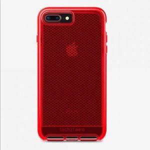 tech21 Evo Check iPhone 8 + Case